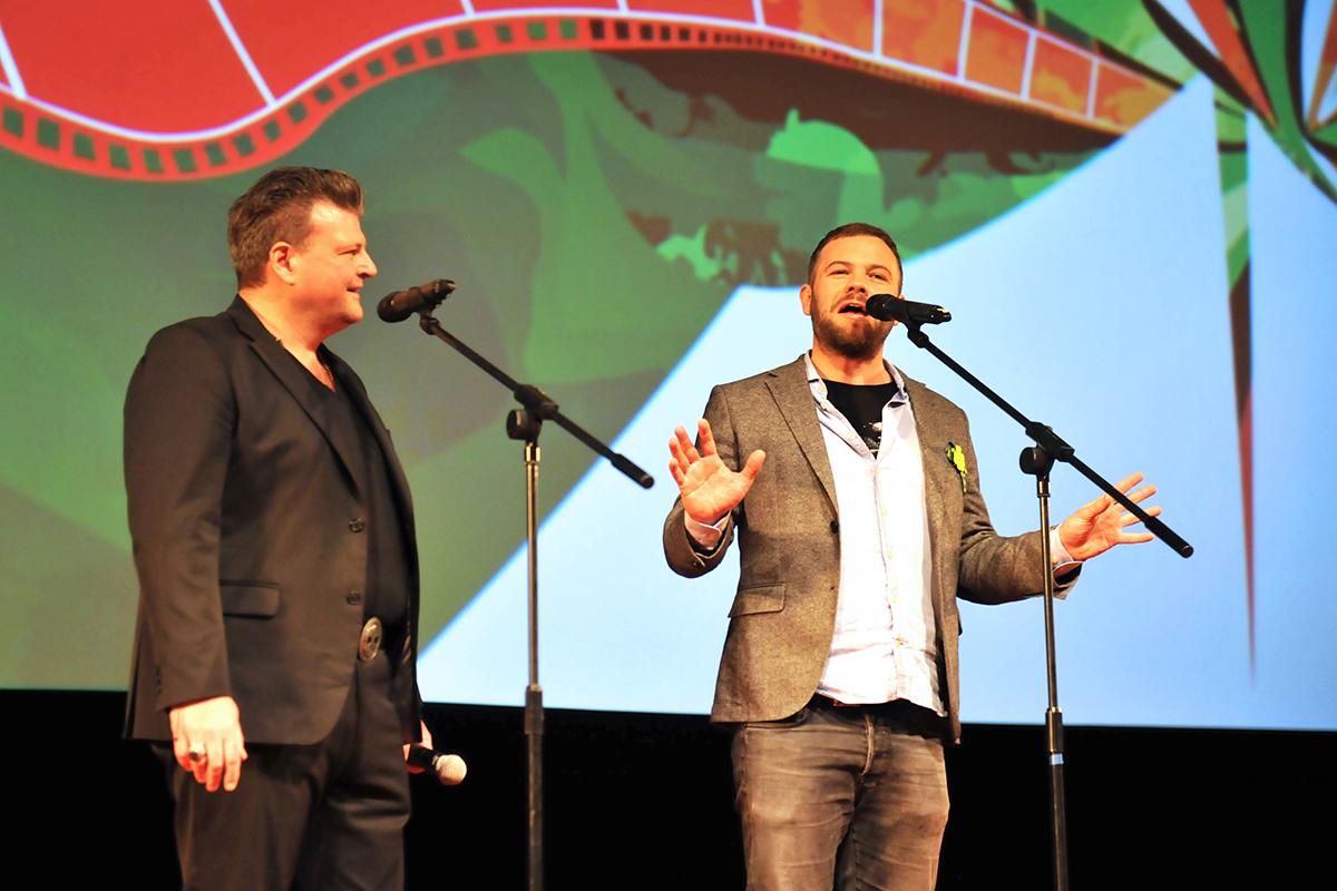 Звезда «Викингов» открыл фестиваль Ирландского кино