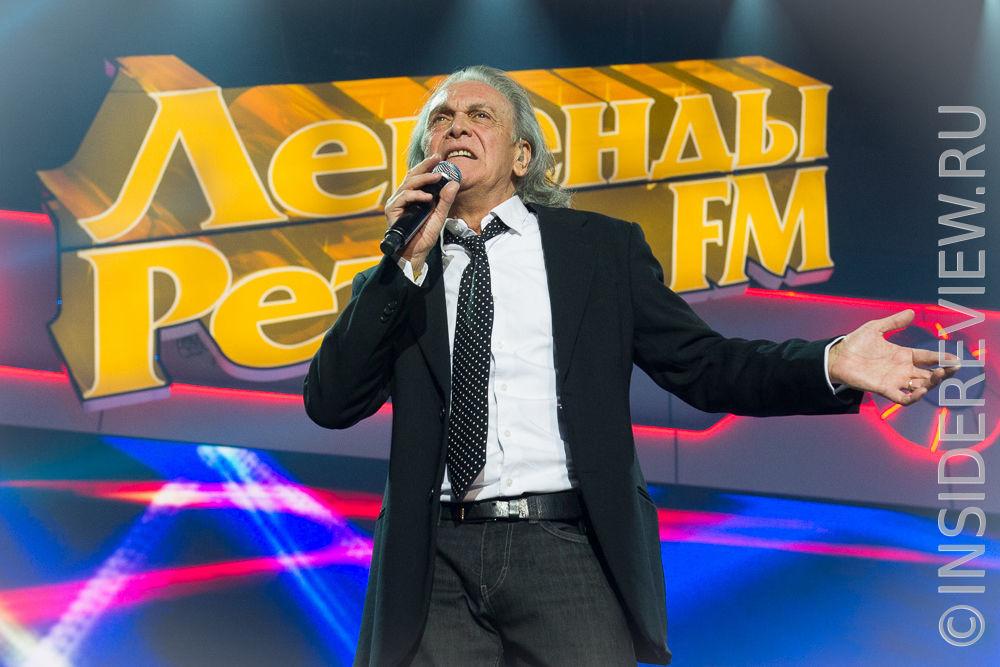 «Легенды Ретро FM» – новогоднее супершоу в Столице!