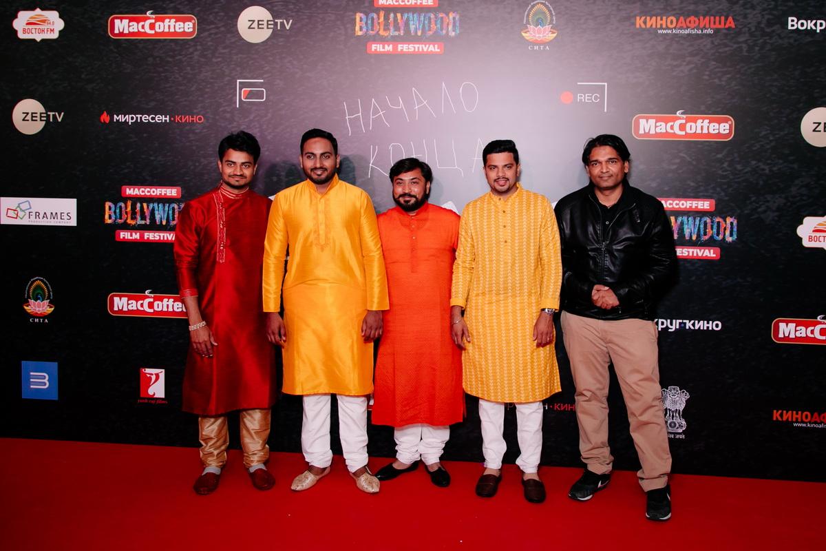 Создатели картины открыли фестиваль индийского кино