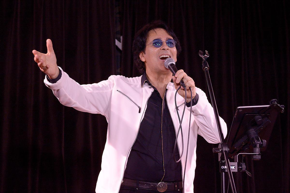 Enrico Colonna выступил в «Гнезде глухаря»