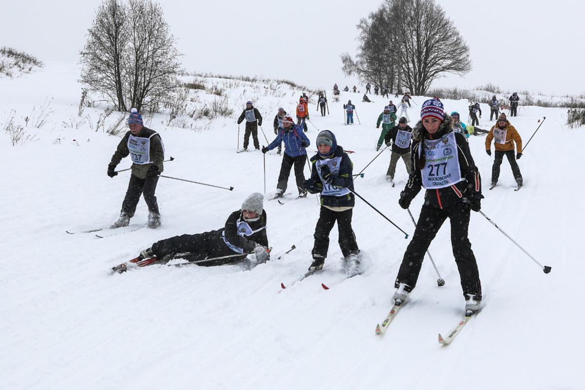 Лыжный спорт – это не только соревнования профессионалов
