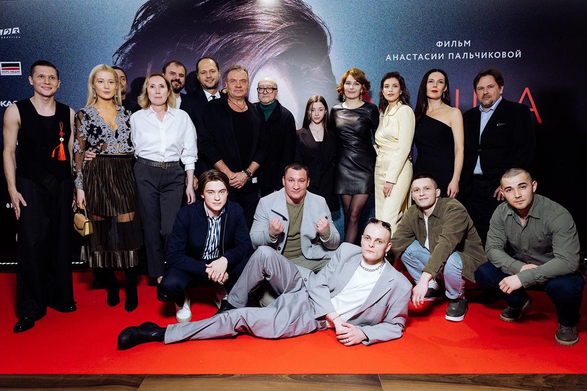 В Москве представили российский триллер про «лихие 90-е»