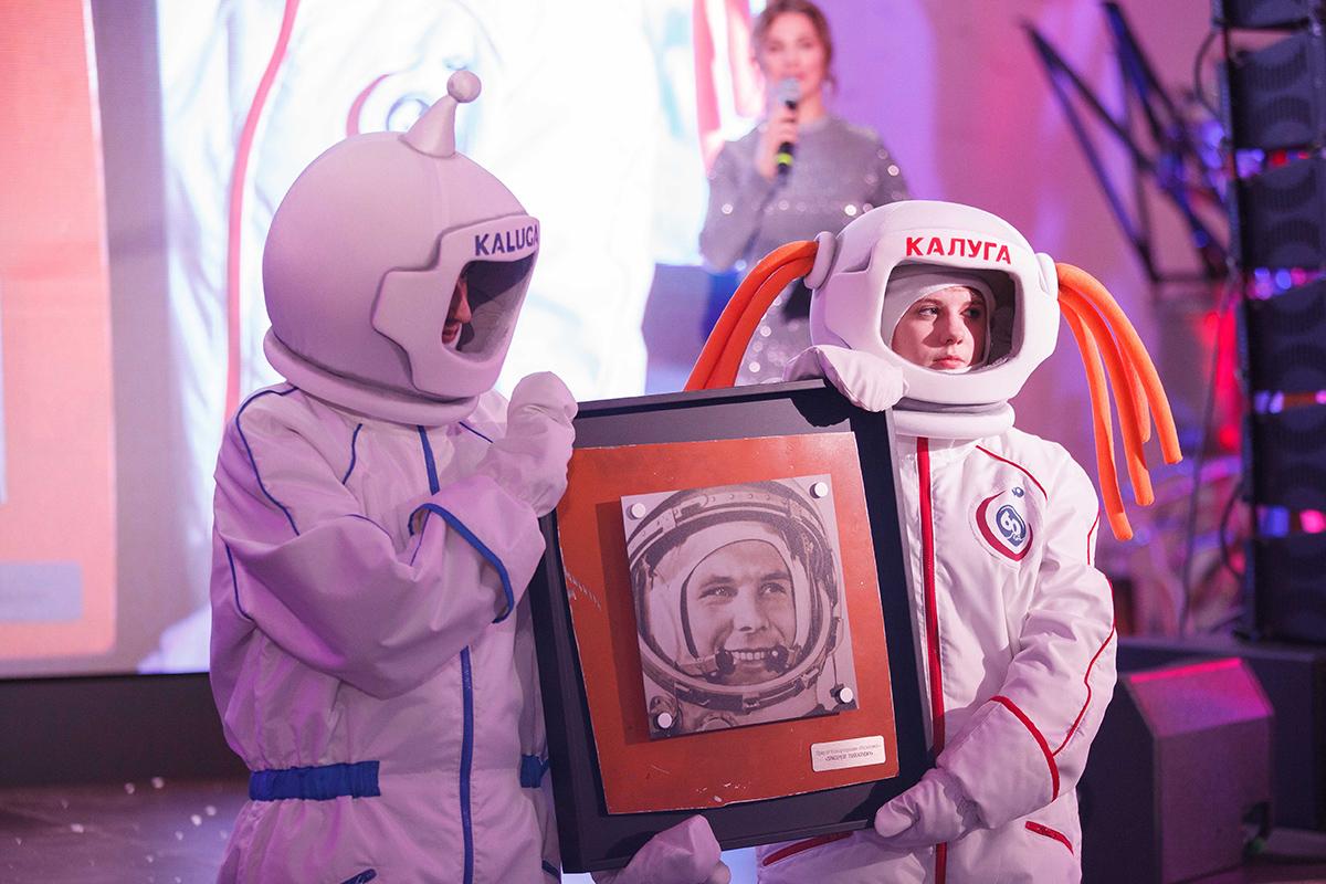На кинофестивале отметили 60-летие первого полёта человека в космос