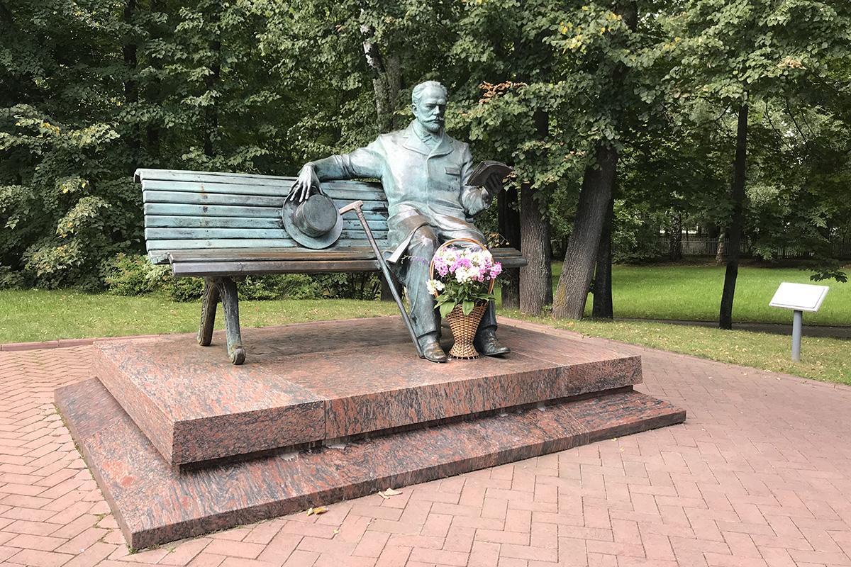 Фестиваль искусств Чайковского торжественно открылся в Клину
