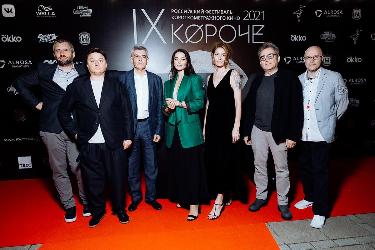 На кинофестивале «Короче» вручили награды лучшим