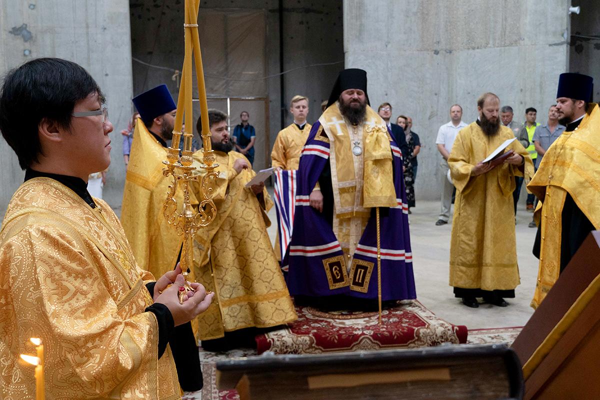 Россия отпраздновала день Крещения Руси